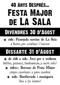 Festa Major de La Sala